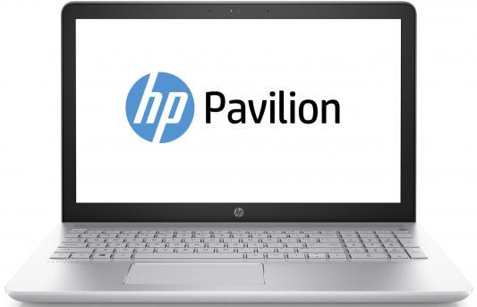 "Ноутбук HP Pavilion 15-cc104ur 15.6"" 1920x1080 Intel Core i5-8250U 2PN17EA hp pavilion 17 ab000ur intel core i5 6300hq 2 3ghz 17 3 16gb ssd256gb dvd gtx960m w10h64 f0f39ea"