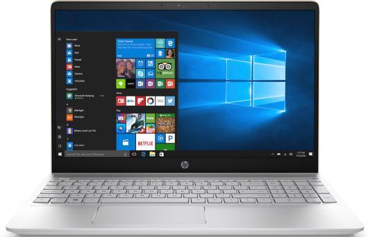 Ноутбук HP Pavilion 15-ck005ur 15.6 1920x1080 Intel Core i5-8250U 2PP68EA ноутбук hp pavilion 15 au142ur 15 6 1920x1080 intel core i7 7500u 1gn88ea