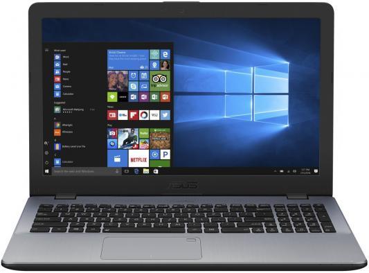 Ноутбук ASUS VivoBook 15 X542UA-GQ003 15.6 1366x768 Intel Core i3-7100U 90NB0F22-M02560 ноутбук asus k550ld xo328h 15 6 intel core i3 1 9ghz 6gb 500gb hdd 90nb0627 m05080
