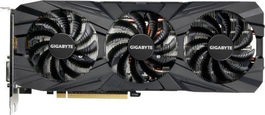 Видеокарта 11264Mb Gigabyte GeForce GTX1080Ti GAMING OC BLACK PCI-E HDMI DP DVI HDCP GV-N108TGAMINGOC BLACK-11GD Retail видеокарта 11264mb gigabyte geforce gtx1080ti pci e hdmi dp dvi hdcp gv n108taorus 11gd retail