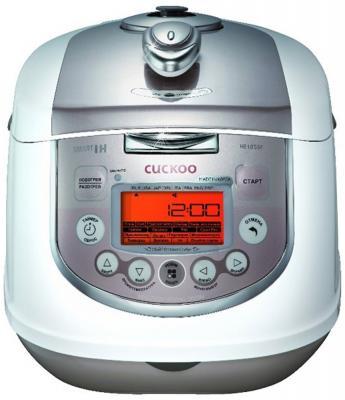 Мультиварка Cuckoo CMC-HE1055F белый 1400 Вт 5 л cuckoo cmc he 1055 f