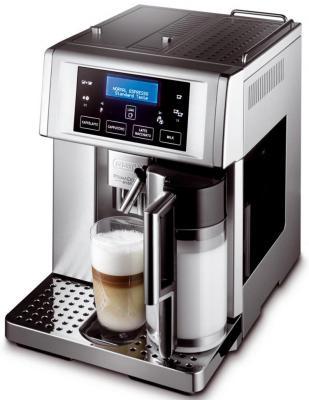 Кофемашина DeLonghi ESAM 6704M серебристый