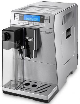 Кофемашина DeLonghi ETAM 36.365 M серебристый кофемашина delonghi ecam510 55 m 1450 вт серебристый