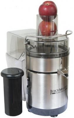 Соковыжималка Rotel Juice Master 240 Вт нержавеющая сталь белый серебристый соковыжималка zelmer zje1800x 800 вт нержавеющая сталь серебристый