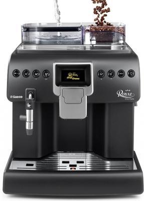 Кофемашина Saeco Royal Gran Crema черный saeco hd8887 19