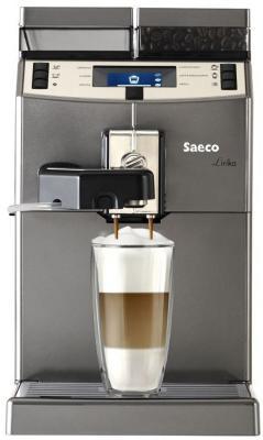 Кофемашина Saeco Lirika One Touch Cappuccino серый RI9851/01 цена и фото