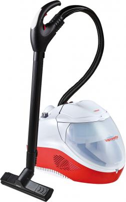 Пылесос Polti Vaporetto Lecoaspira FAV50 сухая влажная паровая уборка белый красный polti unico mcv20