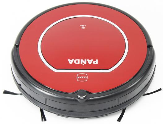 Робот-пылесос Panda X550 Pet Series сухая влажная уборка красный