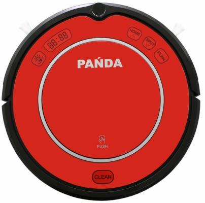 Робот-пылесос Panda X800 Multifloor сухая уборка красный робот пылесос panda робот пылесос panda x 800 multifloor red