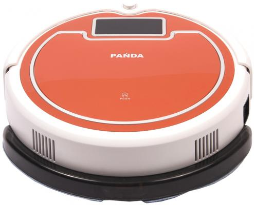 Робот-пылесос Panda X900 Pet Series сухая влажная уборка красный