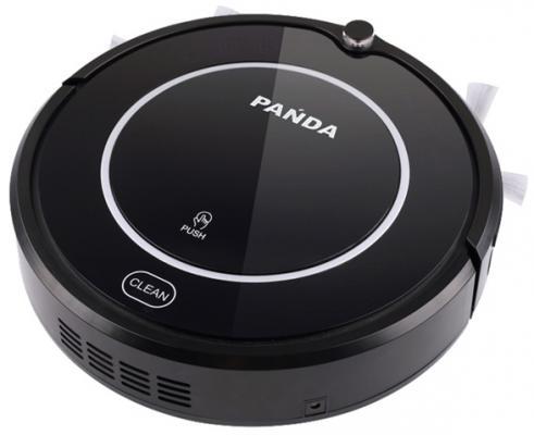 Робот-пылесос Panda X950 Absolute сухая влажная уборка чёрный
