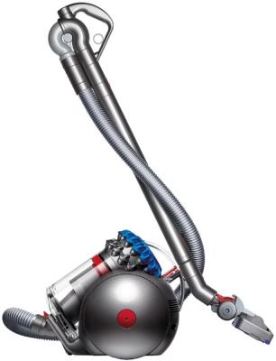 Пылесос Dyson Cinetic Big Ball Multifloor Pro сухая уборка серебристый синий мел ball tek ball tech pro 3 шт синий 45 000 03 4