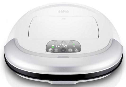 Робот-пылесос iClebo Omega сухая влажная уборка белый