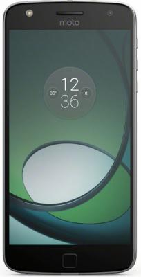 Смартфон Motorola Moto Z Play черный 5.5 32 Гб LTE NFC Wi-Fi GPS 3G XT1635 SM4425AE7U1 + WoodPanel ASMCAPCHAHEU смартфон asus zenfone live zb501kl золотистый 5 32 гб lte wi fi gps 3g 90ak0072 m00140