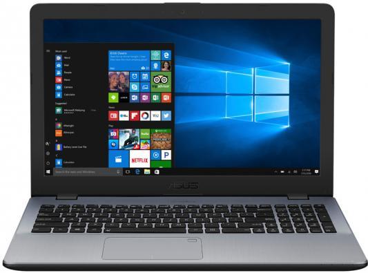 Ноутбук ASUS VivoBook 15 X542UA-GQ003T 15.6 1366x768 Intel Core i3-7100U 90NB0F22-M02550 renfert mt 3 ua купить