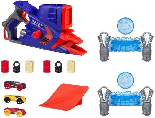 Купить Бластер Hasbro НЁРФ Нитро Флешфьюри Хаос C0788, разноцветный, н/д, унисекс, Игрушечное оружие