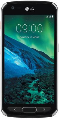 Смартфон LG X venture черный 5.2 32 Гб NFC LTE Wi-Fi GPS 3G LGM710DS.ACISBK