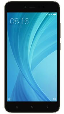 Смартфон Xiaomi Redmi Note 5A Prime серый 5.5 32 Гб LTE Wi-Fi GPS 3G смартфон xiaomi redmi note 4 черный 5 5 64 гб lte wi fi gps 3g redminote4bl64gb