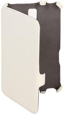 Чехол IT BAGGAGE для планшета SAMSUNG Galaxy Tab A 7 SM-T285/SM-T280 белый ITSSGTA74-0 чехол для планшета it baggage itssgta7005 1 черный для samsung galaxy tab a sm t285 sm t280