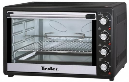 Мини-печь TESLER EOGC-8000 чёрный мультиварка tesler 500 челябинск