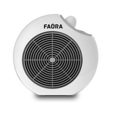 Тепловентилятор NEOCLIMA FH-10 FAURA 2000 Вт вентилятор термостат синий белый