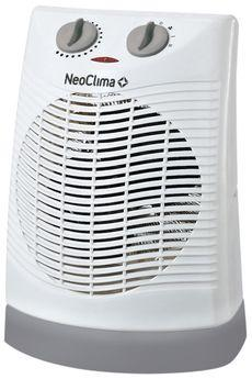 Тепловентилятор NEOCLIMA FH-17 2000 Вт термостат Регулировка температуры белый обогреватель neoclima fh 17