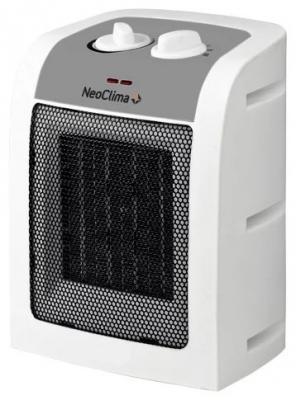 Термовентилятор NEOCLIMA PTC-03 1500 Вт вентилятор термостат ручка для переноски белый