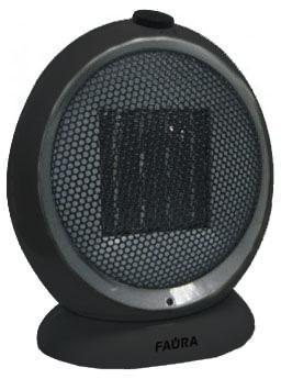 Тепловентилятор NEOCLIMA PTC-20 FAURA 1500 Вт вентилятор чёрный