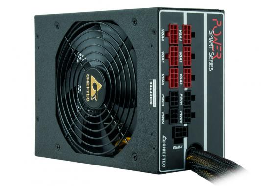 БП ATX 1450 Вт Chieftec GPS-1450C бп atx 450 вт chieftec gpc 450s