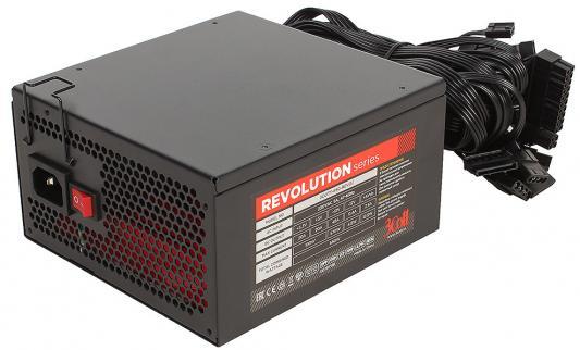 БП ATX 650 Вт 3Cott 3COTT-650-REVO2 ATX v2.3 бп atx 650 вт deepcool nova dn650