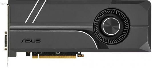 Видеокарта 8192Mb ASUS GeForce GTX1070Ti TURBO PCI-E 256bit GDDR5X DVI HDMI DP TURBO-GTX1070TI-8G Retail