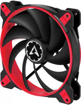 Вентилятор Arctic Cooling BioniX F140 Red 140мм 200-1800об/мин ACFAN00095A prehistorical powers 5 puls cpu blue red led cooling fan copper and aluminum five heat pipe cooling fast