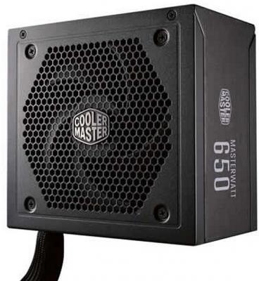 БП ATX 650 Вт Cooler Master MasterWatt 650 MPX-6501-AMAAB-EU бп atx 750 вт cooler master power supply 750w