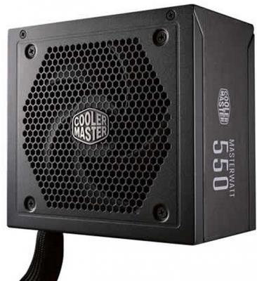 БП ATX 550 Вт Cooler Master MasterWatt 550 MPX-5501-AMAAB-EU бп atx 750 вт cooler master power supply 750w