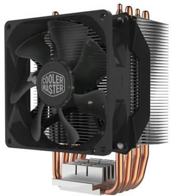 Кулер для процессора Cooler Master Hyper H412R Socket 2066/2011-3/2011/1151/1150/1155/1156/1366/775/AM4/AM3+/AM3/AM2+/AM2/FM2+/FM2/FM1 RR-H412-20PK-R2 thermalright le grand macho rt computer coolers amd intel cpu heatsink radiatorlga 775 2011 1366 am3 am4 fm2 fm1 coolers fan