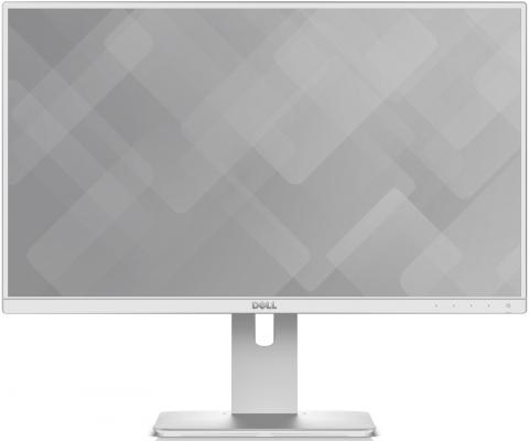Монитор 23.8 DELL UltraSharp U2417H 2417-6660 монитор dell u2417h white