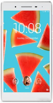 "цена на Планшет Lenovo Tab 4 TB-7504X 7"" 16Gb белый Bluetooth 3G Wi-Fi LTE Android ZA380053RU ZA380053RU"