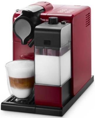 лучшая цена Кофемашина DeLonghi Lattissima Touch EN550.R красный