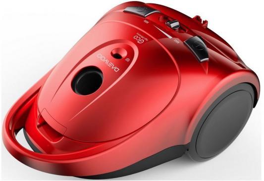 Пылесос DAEWOO RGJ-110R сухая уборка красный пылесос daewoo rgh 210r
