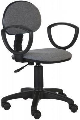 Кресло Бюрократ CH-213AXN/GREY серый кресло для офиса бюрократ ch 213axn black