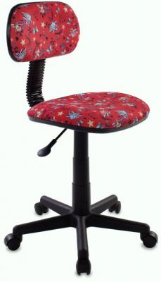 Кресло детское Бюрократ CH-201NX/ANCHOR-RD красный якоря