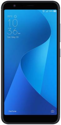 Смартфон ASUS Zenfone Max Plus (M1) ZB570TL черный 5.7 32 Гб LTE Wi-Fi GPS 3G 90AX0181-M00080 смартфон asus zenfone 3 max zc553kl серебристый 5 5 32 гб lte wi fi gps 3g 90ax00d3 m00300