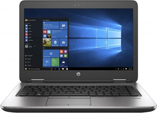 Ноутбук HP ProBook 645 G3 14 1366x768 AMD A10 Pro-8730B 1AH57AW ультрабук hp probook 640 y3b11ea y3b11ea