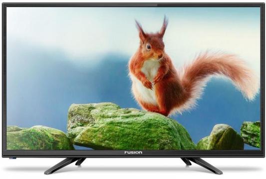 Телевизор FUSION FLTV-24B100T черный