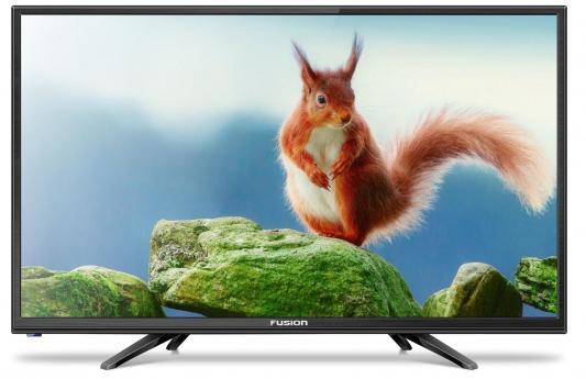 Телевизор FUSION FLTV-24B100 черный