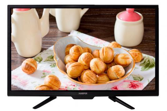 Телевизор Harper 28R660T черный