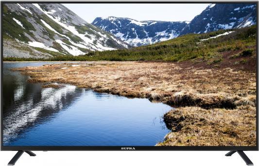 Телевизор Supra STV-LC50LT0010F черный led телевизор supra stv lc22t440fl
