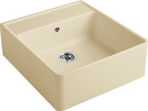 Мойка Villeroy & Boch Single-bowl sink 632061i5 керамика песочный single handle brass mixer tap waterfall kitchen sink faucet