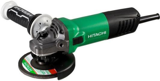 Углошлифовальная машина Hitachi G13SW-NU 1200 Вт ушм болгарка hitachi g12sr4 nu