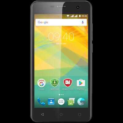"Смартфон Prestigio Muze G3 LTE черный 5"" 8 Гб GPS Wi-Fi 4G PSP3511DUOWINE"